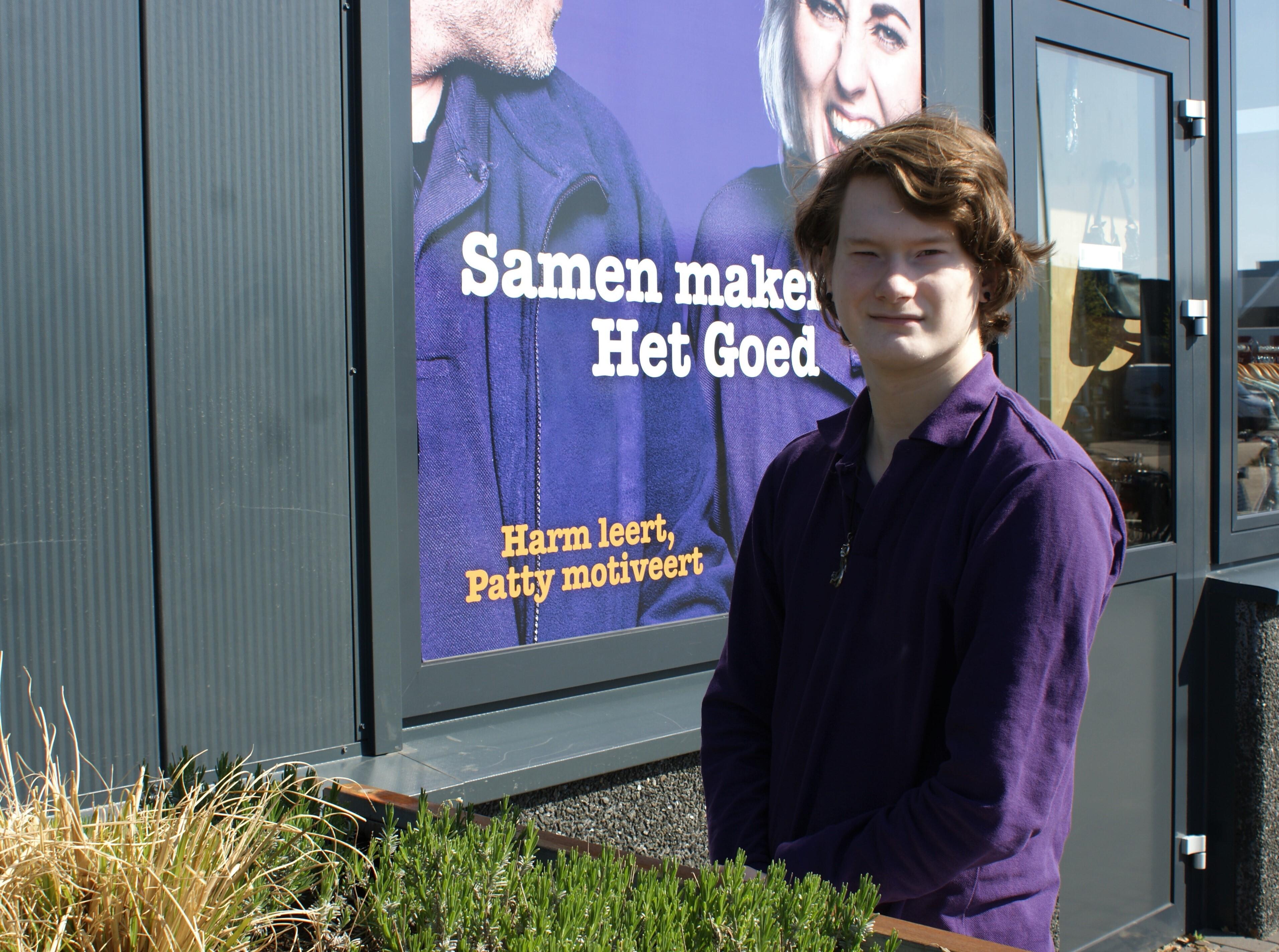 Lowie Holsken bij Het Goed in Nuenen