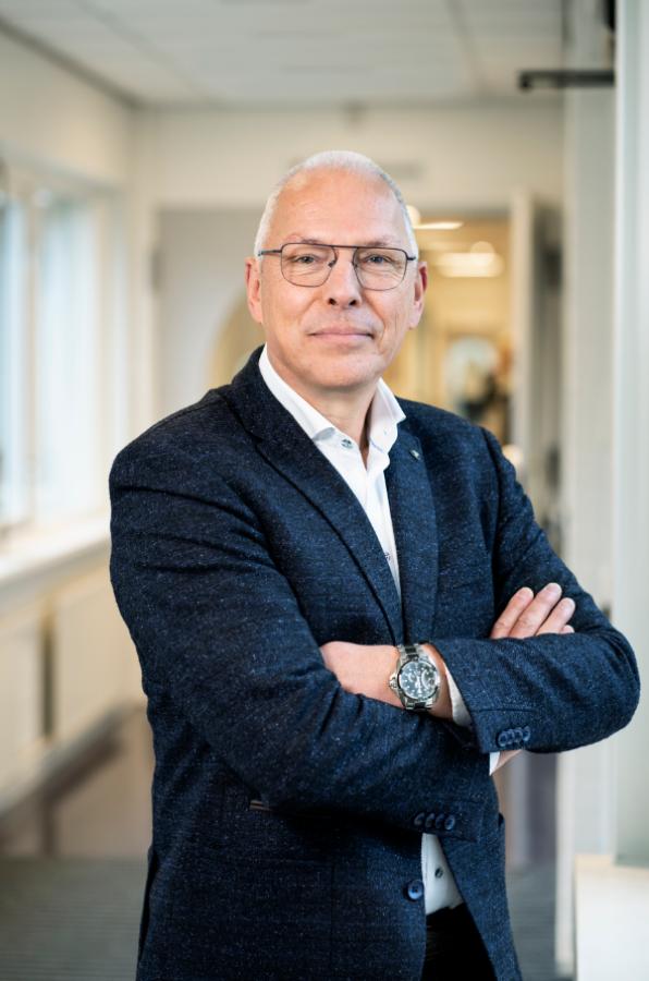 Theo Keijzers directeur Innovatie & Projecten