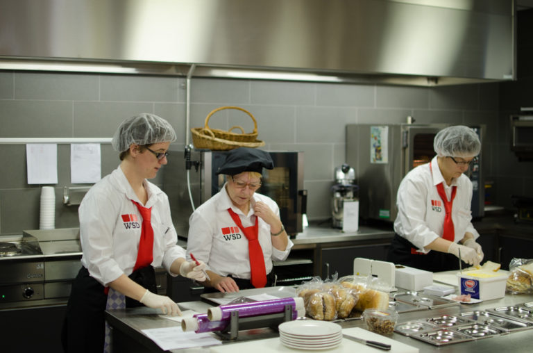 catering HACCP opeleiden ontwikklelen sociaal ondernemen